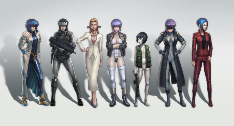 Four Hollywood Rip Offs Of Motoko Kusanagi The Nerds Of Color