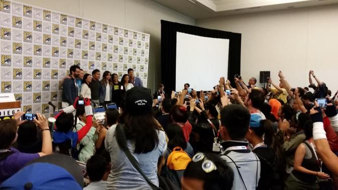 Racebending's Super Asian America Comic-Con Panel