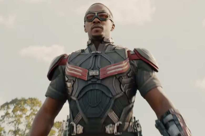 The Falcon (Anthony Mackie) gets his ass handed to him by Ant-Man. How is an Avenger, with special operations training, going to get whooped on by an inexperienced combatant? And the way he was defeated was embarrassing. I held my breath, waiting to see how The Falcon was going to process the event. Don't do it. Don't do it. Damn. He did it. He gets on his communicator and states something to the effect of not telling Captain America about getting beat. When is this dude going to stand on his own, without being Cap's token sidekick?