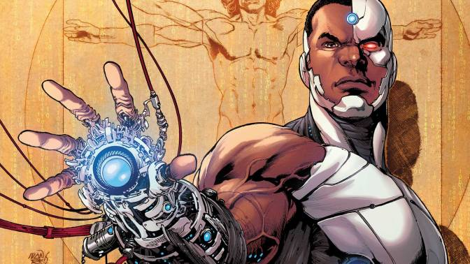Get <i>Cyborg</i> #1 by David Walker in Stores Today