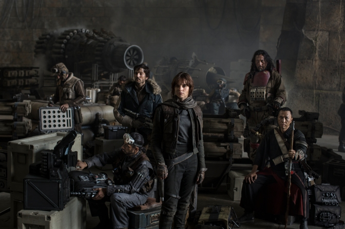 <i>Star Wars: Rogue One</i> Brings Diversity to the Galaxy Far, Far Away
