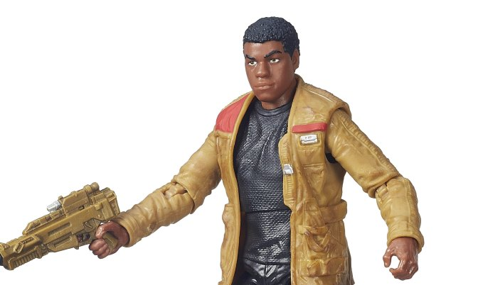 Celebrate #ForceFriday with a Finn Action Figure