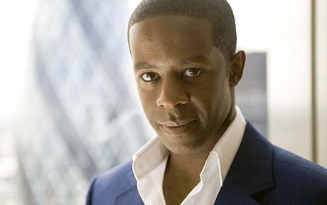 HUSTLE...**THIS IMAGE IS UNDER STRICT EMBARGO UNTIL 00:01HRS 27TH DECEMBER 2009** Picture shows: Mickey Stone (ADRIAN LESTER). TX: Thursday 8th January 2009 (c) KUDOS