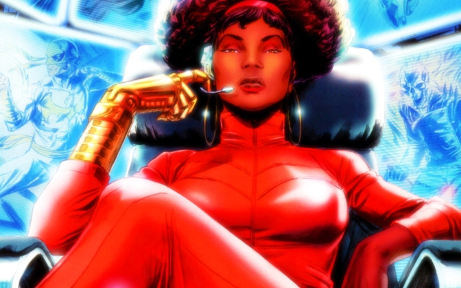 Misty Knight Cast in Netflix's <i>Luke Cage</i>