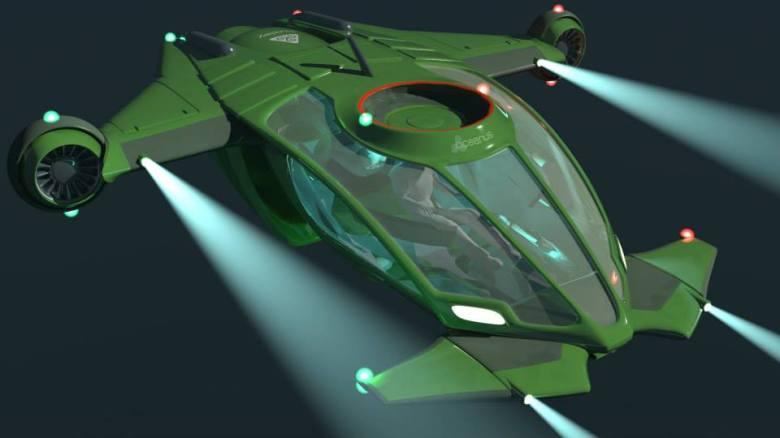 oceanus-aqua-shuttle-5-sub-cg-model-lights