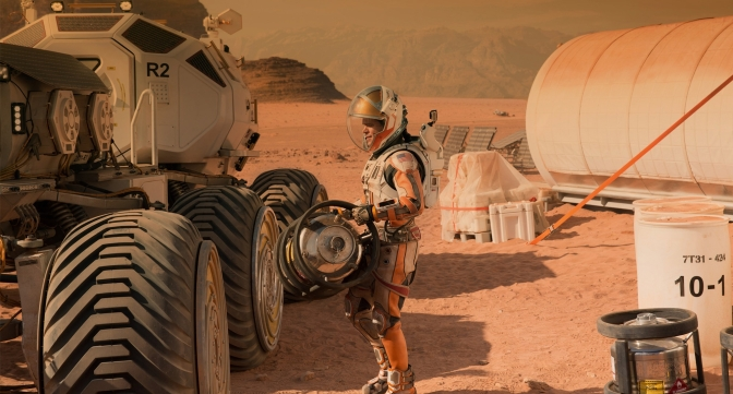 Overplaying the Whitewashing Card with <i>The Martian</i>
