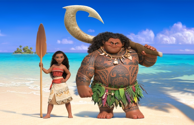 Get Your First Look at Disney's <i>Moana</i>