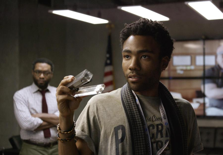 Chiwetel Ejiofor & Donald Glover