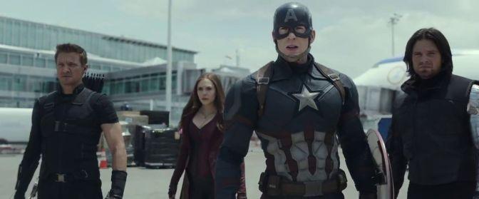 Thankful for the <i>Captain America: Civil War</i> Trailer