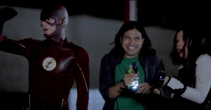 NOC Recaps <I>The Flash</i>: Desperate Measures