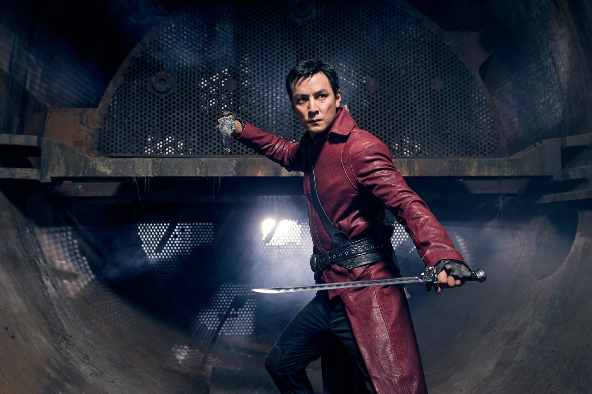 Daniel Wu Goes Into the Badlands – The Nerds of Color