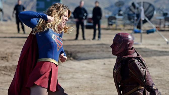 NOC Recaps <i>Supergirl</i>: Anger Management