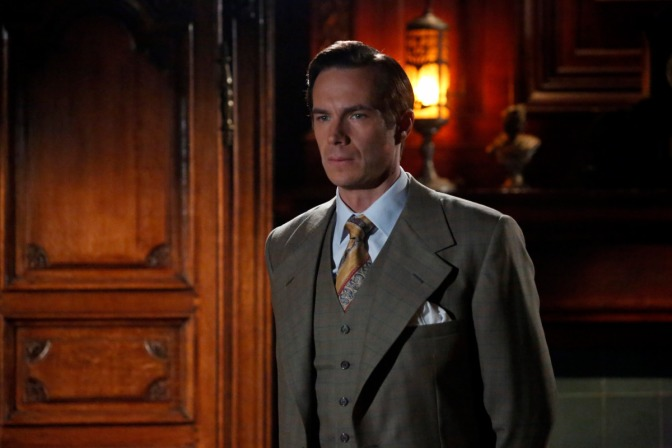 Character Study: Edwin Jarvis