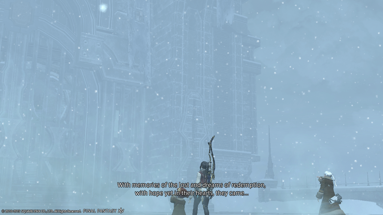 My Journey Through Final Fantasy XIV: Heavensward – The Nerds of Color