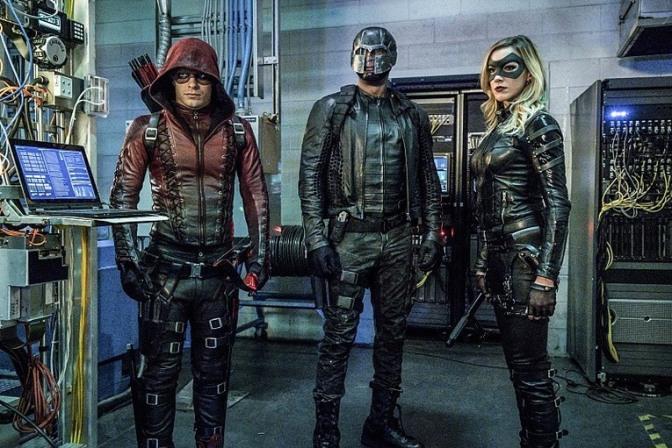 NOC Recaps <i>Arrow</i>: Welcome Back, Harper