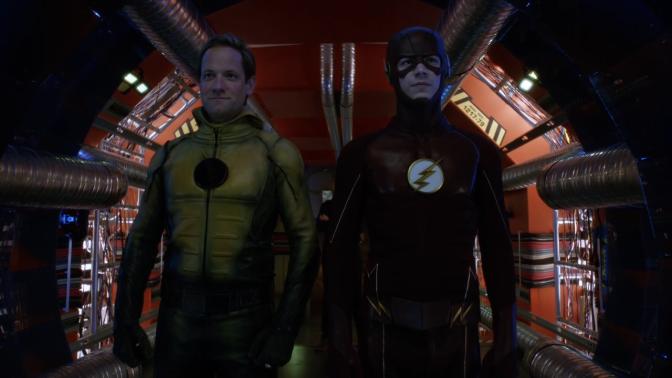 NOC Recaps <i>The Flash</i>: Origin Story in Reverse