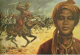 Queen Amina of Zaria, Nigeria