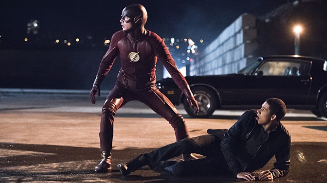 NOC Recaps <i>The Flash</i>: From Whole Speed Force to 2%
