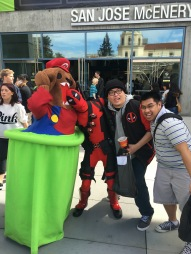Domo and Deadpool