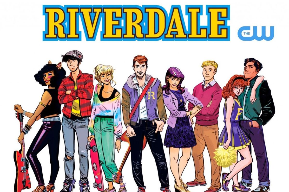 The CW's Riverdale Brings Some Diversity to Archie's World