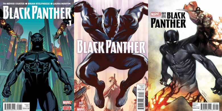 Black-Panther-1-Covers-by-Marvel-Comics