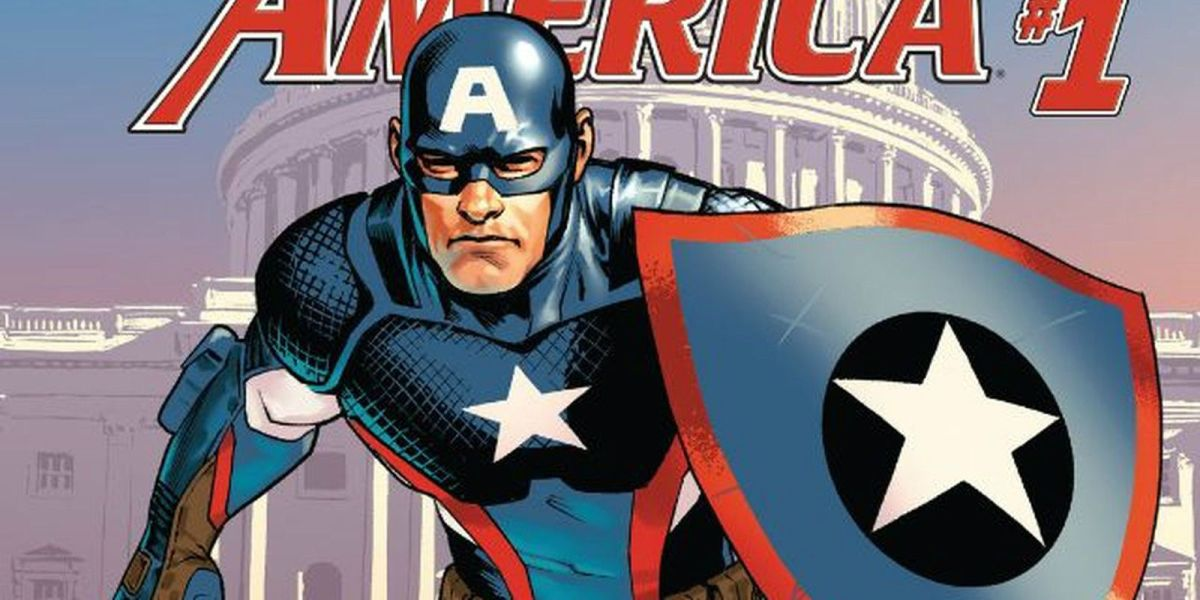 Captain America is HYDRA and Everything Wrong with Big Two Comics