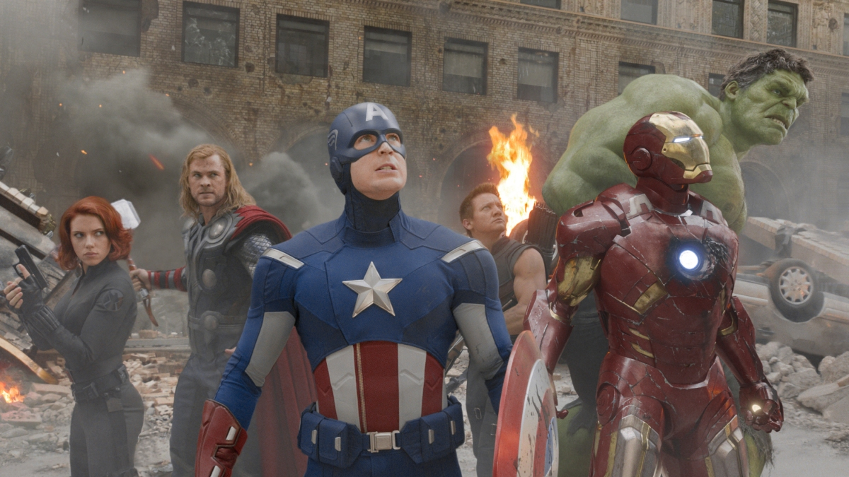 How Diverse is the Marvel Cinematic Universe? The Movies: Phase One