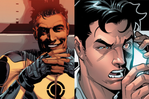 Sunspot L: Mike Deodato Sunspot R: Paco Medina