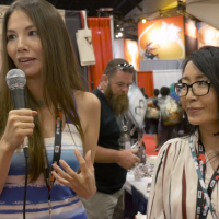 Hard NOC Live from SDCC 2016: Marjorie Liu & Sana Takeda
