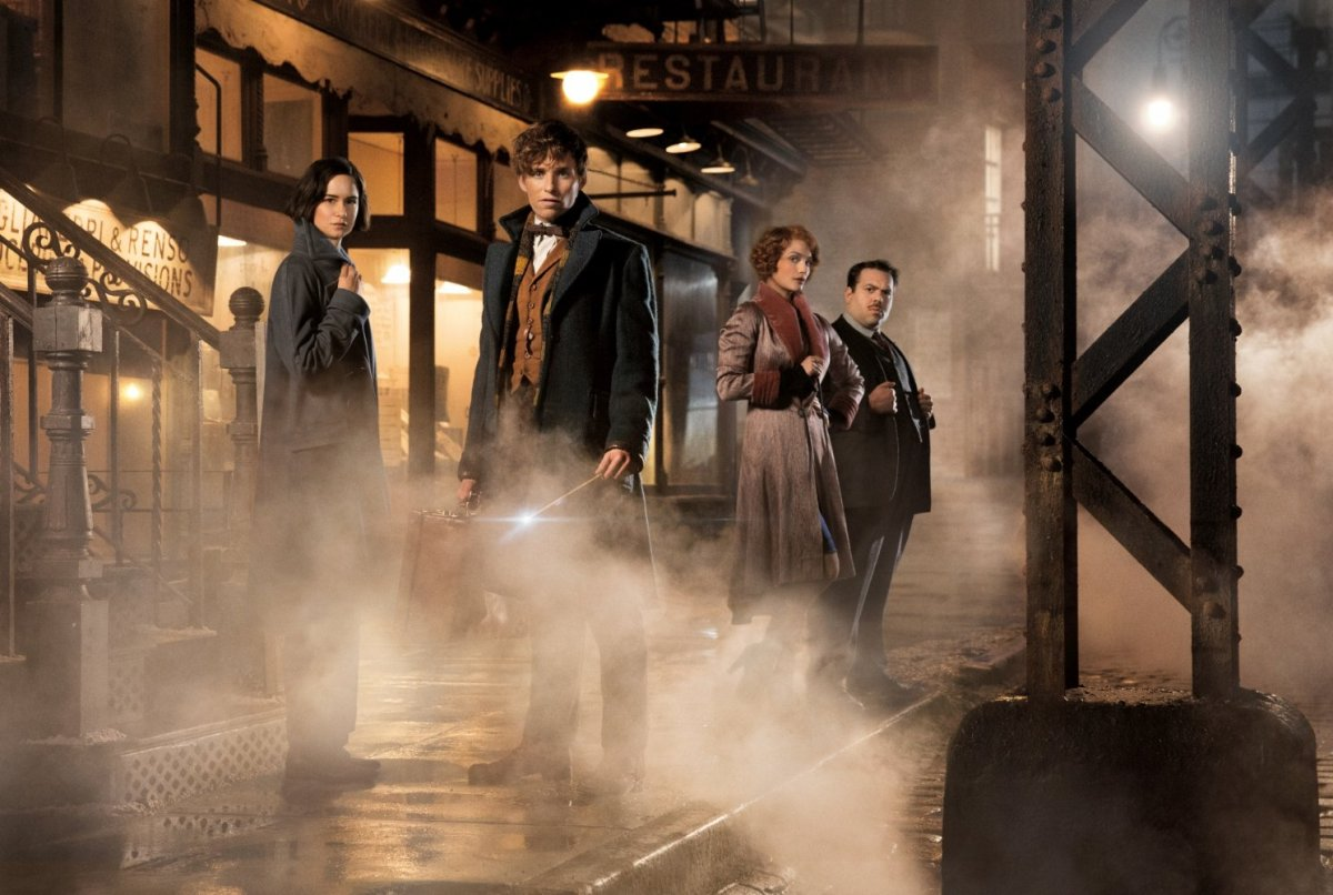 Fantastic Beasts is Not So Fantastic with Diversity