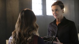 Brenda Strong as Lillian Luthor