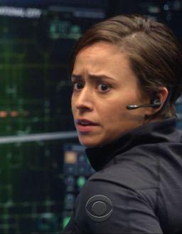 Briana Venskus as Agent Vasquez