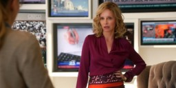 Calista Flockhart as Cat Grant