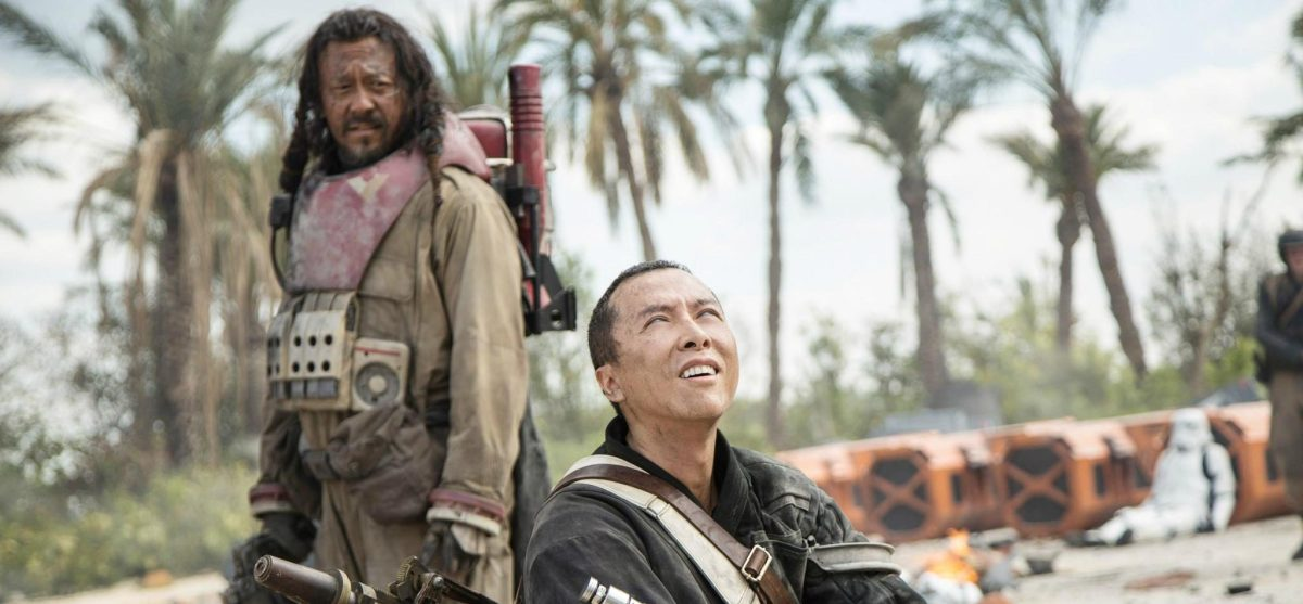 Rogue One Subverts Asian Male Stereotypes — and That's Important