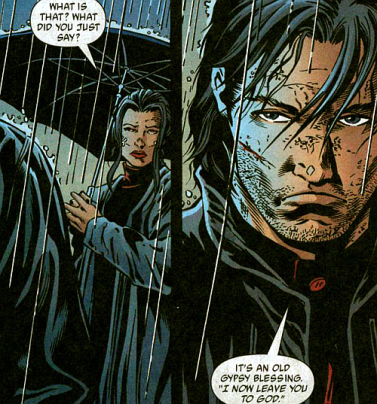 Nightwing #91 (2004) by Devin Grayson, Patrick Zircher, Andy Owens, Gregory Wright, & Clem Robins