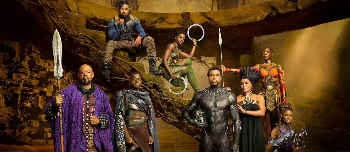 DMV Nerds: Win Tickets to a Screening of 'Black Panther'