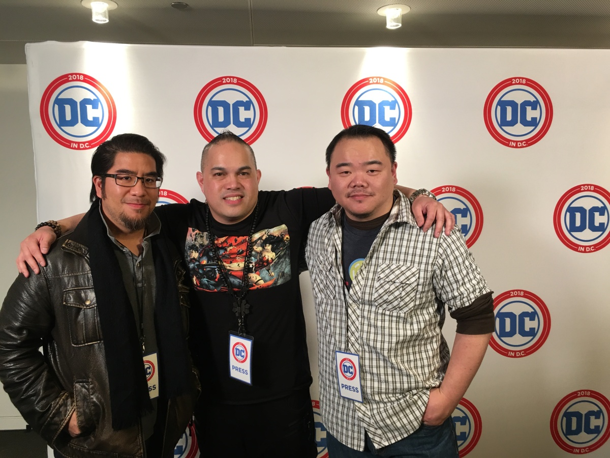 Episode 100: Behind the Scenes at 'DC in D.C. 2018'