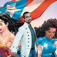 EXCLUSIVE: Preview Javier Muñoz's Story from 'Ricanstruction'