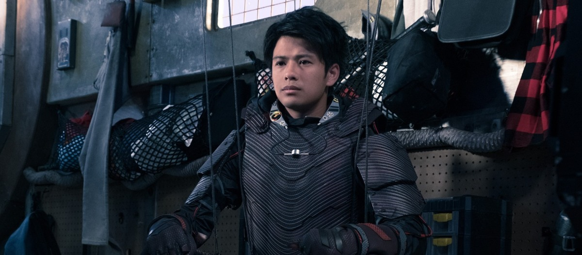 Win Morisaki Takes on America and Disney with 'Ready Player One'