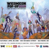 Announcing the WICOMICON Pop-Up 2018