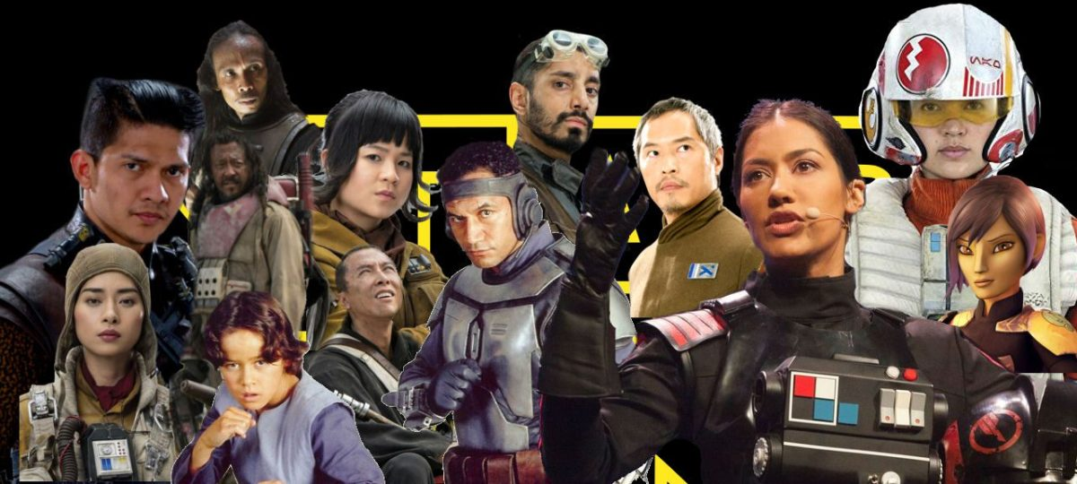 Go Asians: A History of AAPI Representation in 'Star Wars'