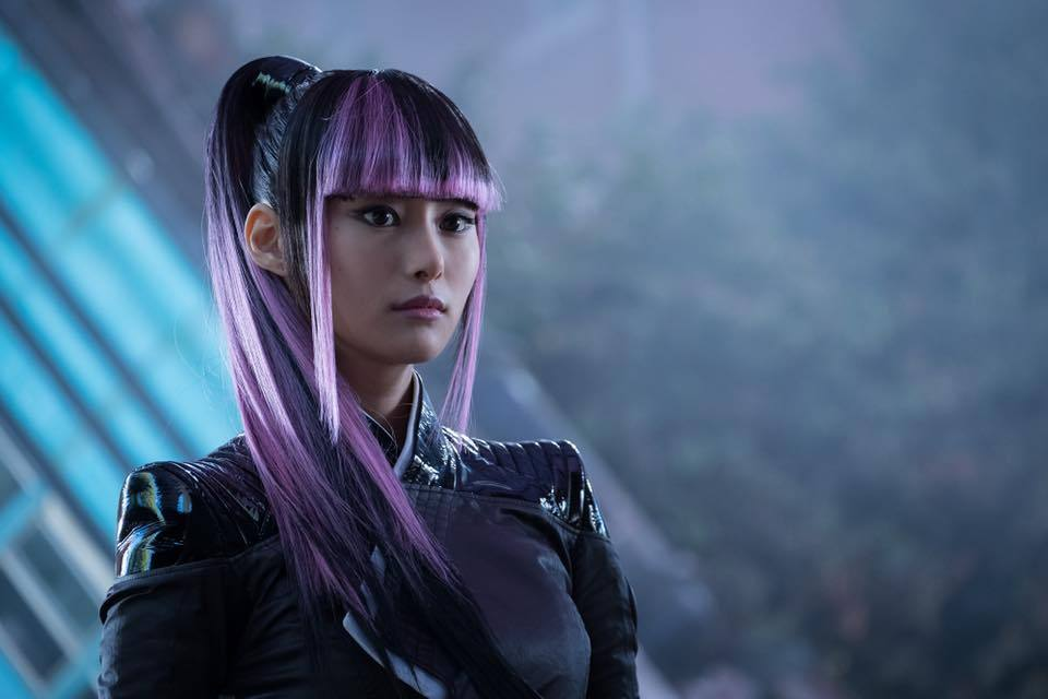 Exclusive Shioli Kutsuna Reveals Her Secret Deadpool 2 Role The