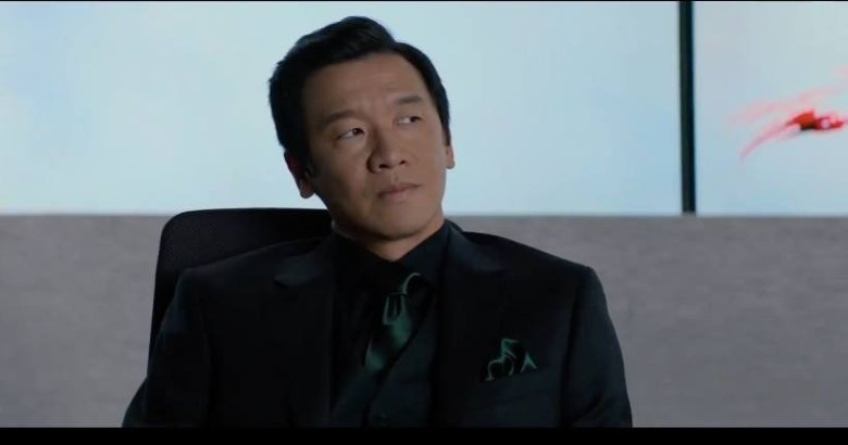 Chin Han On Skyscraper Filming In Asia And Joining The Academy The Nerds Of Color