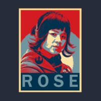Rally for Rose Tico at San Diego Comic-Con