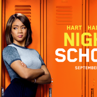 Foxy Goes to 'Night School'