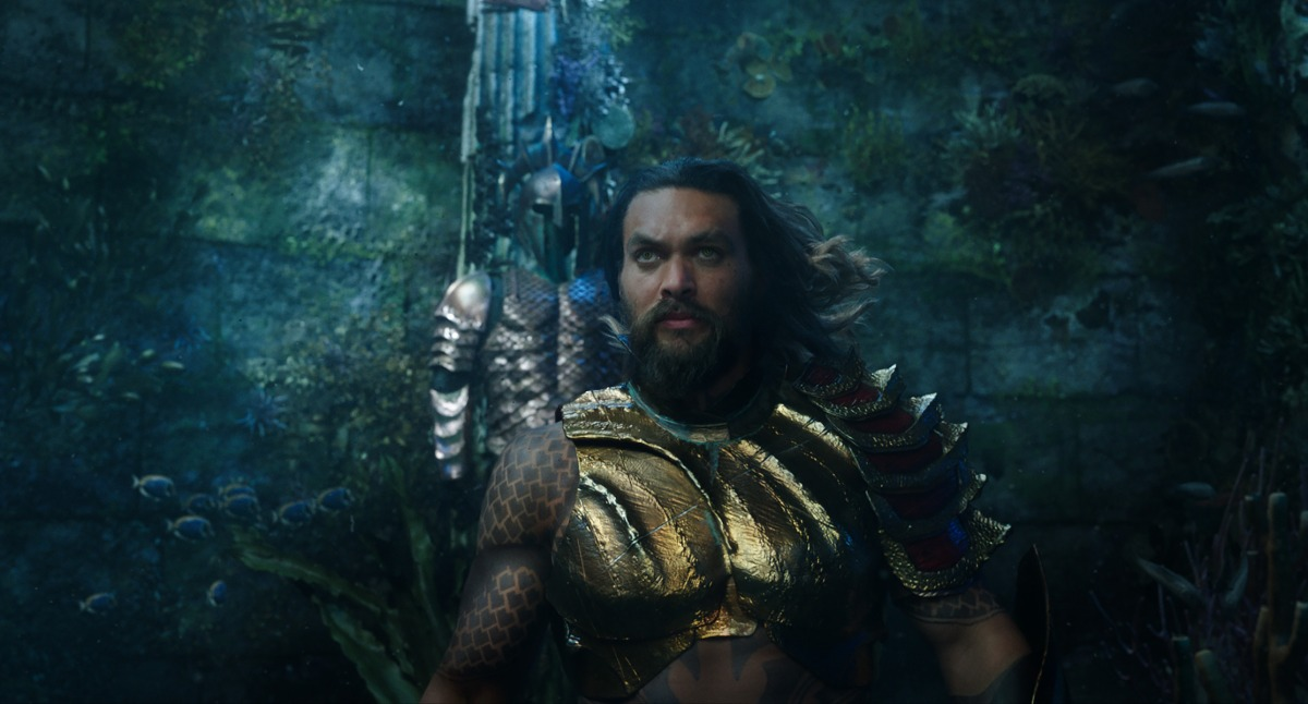 Behind the Scenes of 'Aquaman' with James Wan
