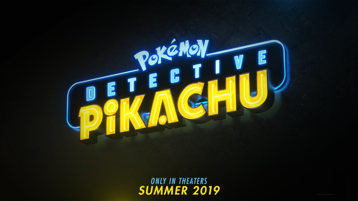 'Detective Pikachu' is on the Case in First Teaser Trailer!
