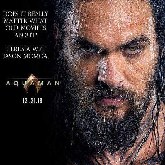 Jason Momoa Salary For Aquaman: 'Aquaman' Is The Hapa Superhero We Deserve And Need Right