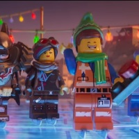 Holiday Greetings from 'The Lego Movie 2'
