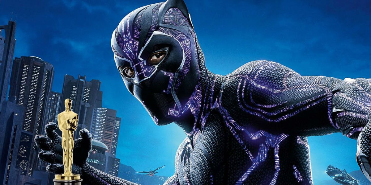 'Black Panther' Breaks the Oscars' Superhero Ceiling